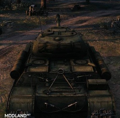 Old IS-4 Skin - By ST 1.0.3 [1.2.0.1], 3 photo